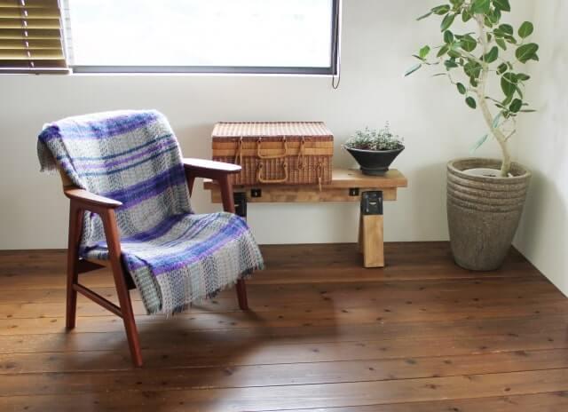 北欧風の椅子